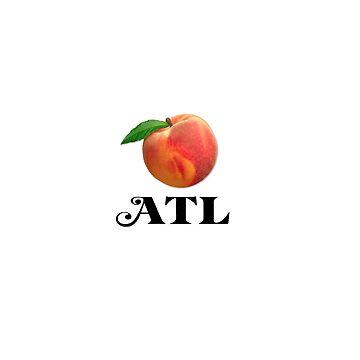 atlanta inspired t-shirt by SaviDesigns