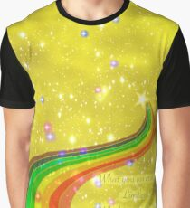 Star Party- yellow version Graphic T-Shirt