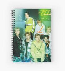 NCT DREAM GO Spiral Notebook