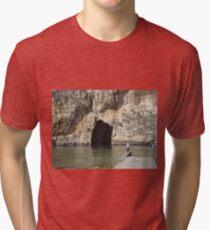 Cave Tri-blend T-Shirt