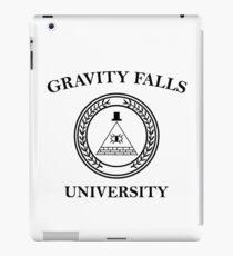 Gravity Falls Unversity iPad Case/Skin