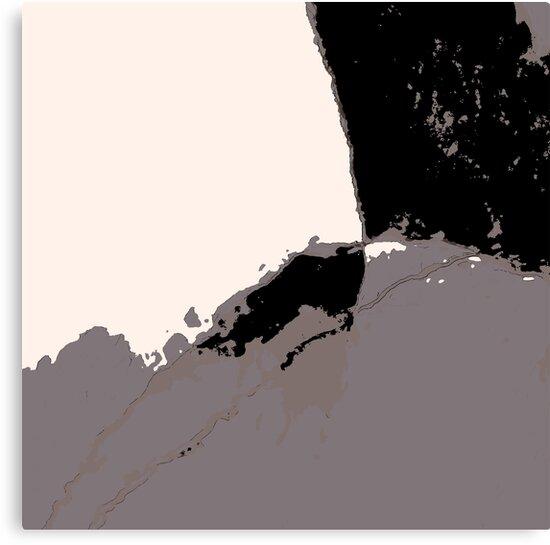 Organic No.14 Abstract #muted #redbubble #artprints #fineart #decor by Menega  Sabidussi