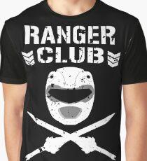 """Ranger Club"" Mighty Morphin Power Rangers Graphic T-Shirt"