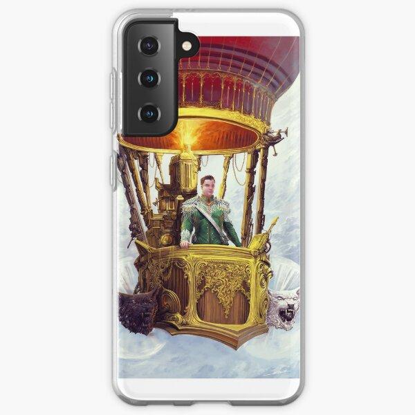 Lighter Than Air Chariot Samsung Galaxy Soft Case