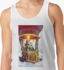 Lighter Than Air Chariot Tank Top