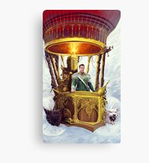 Lighter Than Air Chariot Canvas Print