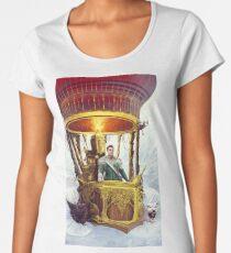 Lighter Than Air Chariot Women's Premium T-Shirt