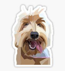 Australian Labradoodle Cute Sticker