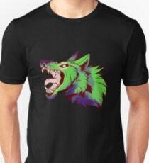 Acid Wolf Unisex T-Shirt