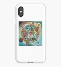 Historia del sol 2 iPhone Case