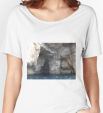 Rock formations Women's Relaxed Fit T-Shirt