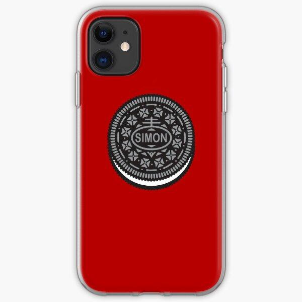 Simon Spier Oreo iPhone Soft Case