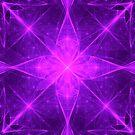 Infinite Purple Flowers of the Gods   Fractal Art by Douglas James by SirDouglasFresh