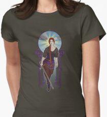 Art Nouveau Steampunk Warrior T-Shirt