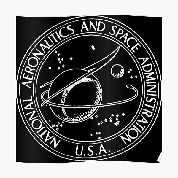 NASA Original logo Poster