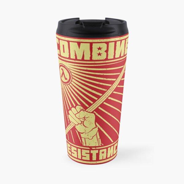 Combine Resistance Travel Mug