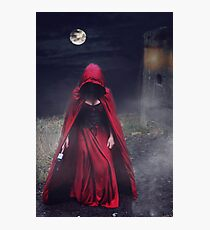 Full Moon Werewolf hunting Photographic Print