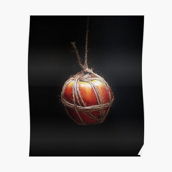 Hanging Fruit - Apple Poster