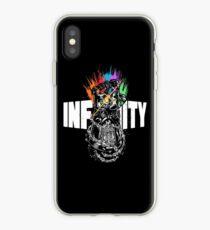 Vinilo o funda para iPhone infinito