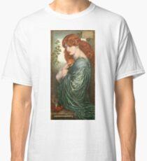 Dante Gabriel Rossetti, Proserpine, 1874  Classic T-Shirt
