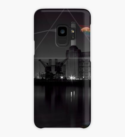 Battersea pink floyd pig and prism Case/Skin for Samsung Galaxy