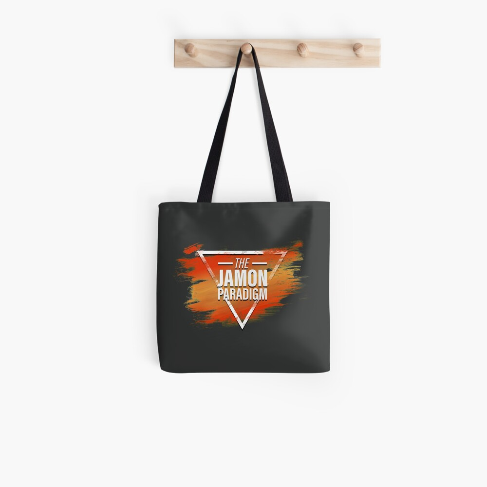Jamon Paradigm Condensed Logo Tote Bag