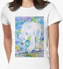 KING of the POLE Women's Fitted T-Shirt