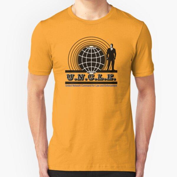 The Man from U.N.C.L.E. Slim Fit T-Shirt