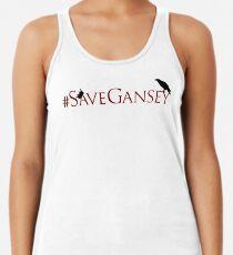#SaveGansey Racerback Tank Top