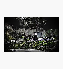 Amish Traveler Photographic Print