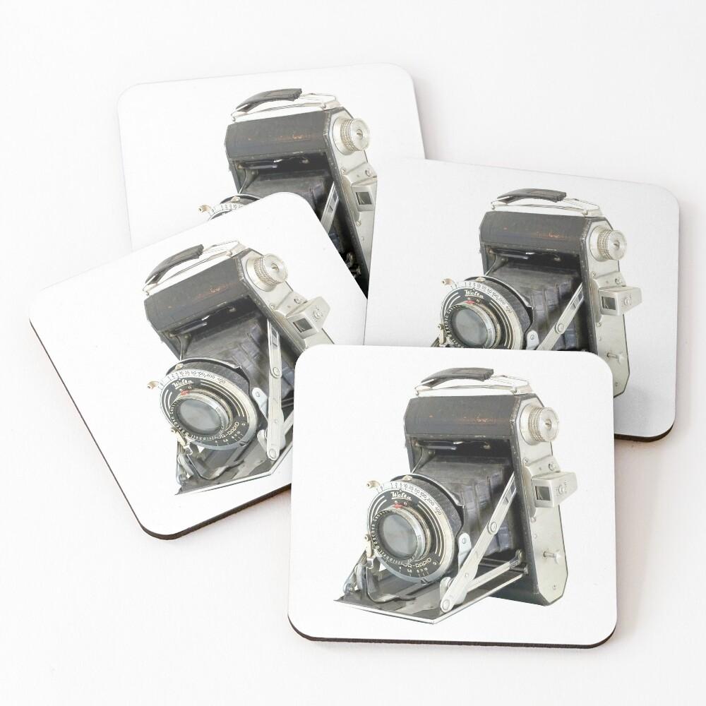 Welta Camera #2 Coasters (Set of 4)