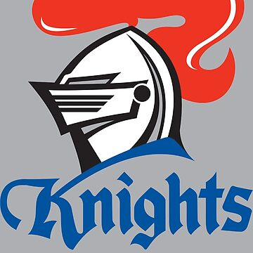 Newcastle Knights by lillopinto