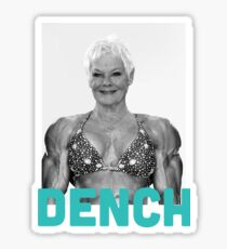 Dame Judi DENCH Sticker