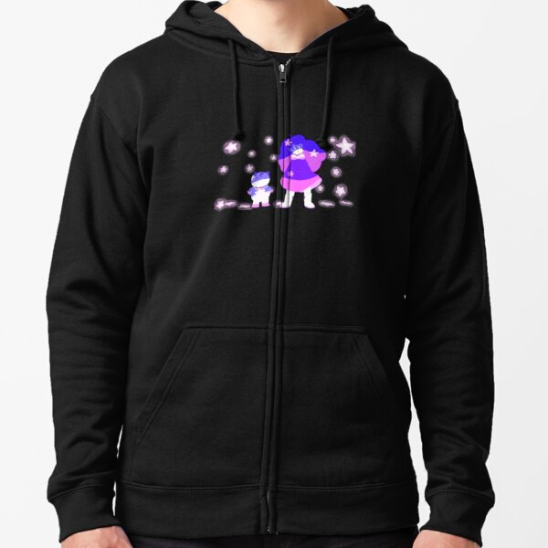 Stars — Bee and Puppycat Zipped Hoodie