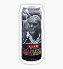 Arnold Palmer  Sticker