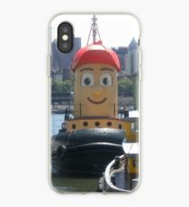 Theodore Tugboat iPhone Case