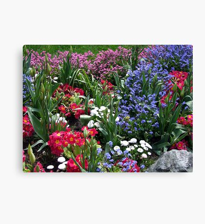 Spring Medley Canvas Print