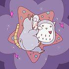 Opal Sleeping by CruznCreations