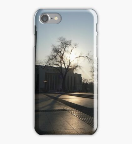 We.. dance in the square iPhone Case/Skin