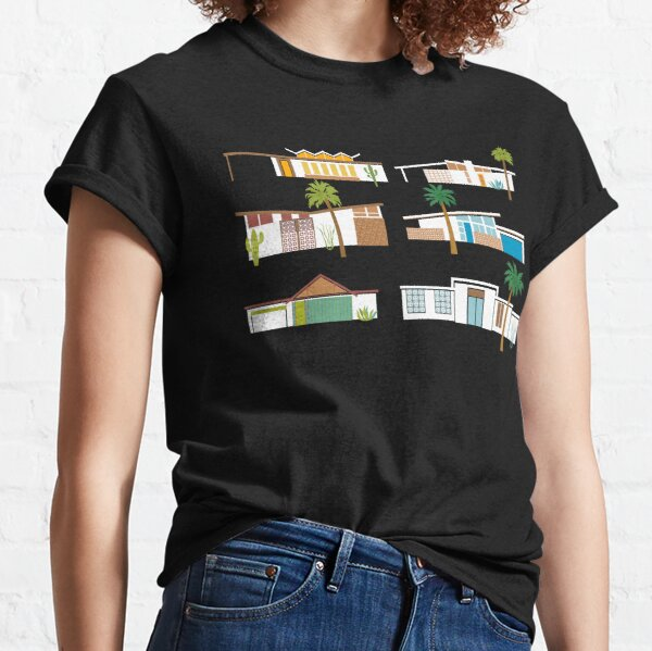 Palm Springs Houses Classic T-Shirt