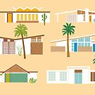 Palm Springs Houses by challisandroos