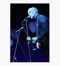 Wilko Johnson - Live on Stage Photographic Print