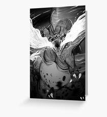 Charizard - Flammethrower Greeting Card