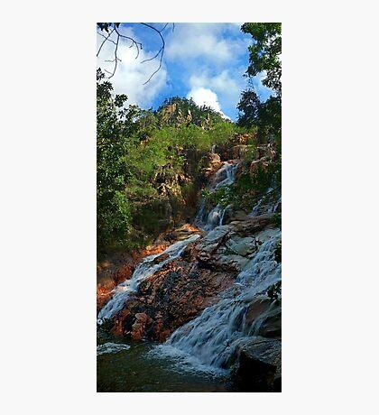 Hervey Range Waterfall - Townsville Photographic Print