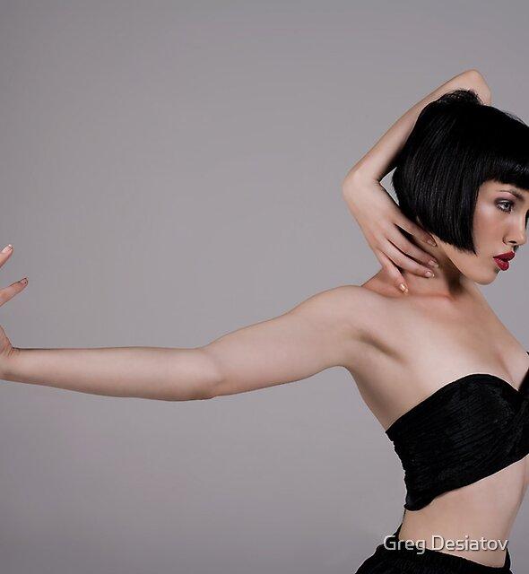 Kirsten I by Greg Desiatov