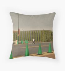 The Dentist Throw Pillow