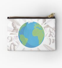 Whole World in His Hands Studio Pouch