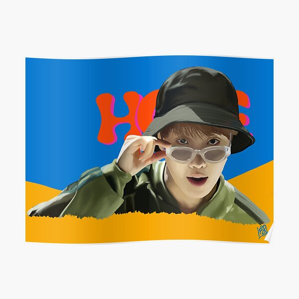Jhope Poster