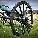 Union Artillery Stone's River by Bob Moore