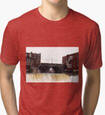 The Mighty Otter Creek Tri-blend T-Shirt